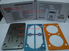 KIT PIASTRA VALVOLE E GUARNIZIONI ABAC NUAIR BALMA B2800 B2800I B3800 NS11 NS18