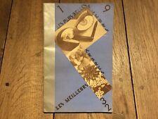 Catalogue 1932 etablissement horticole VIAUD BRUANT A POITIERS FLEURS ET ARBRES