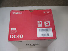 CANON DC40 DIGITAL VIDEO CAMERA *TESTED*