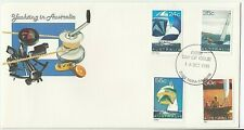 1981 FIRST DAY COVER ISSUE FDC 'YACHTING IN AUSTRALIA' - GREAT CONDITION
