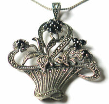 Marcasite Art Deco Other Reproduction Vintage Jewellery