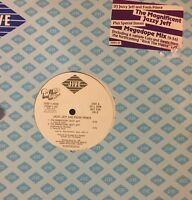 "JAZZY JAY FRESH PRINCE The Magnificent/Megadope Mix 12"" Jive wlp promo"