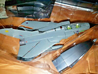 Panavia Tornado GR4 Royal Air Force - RAF Scala 1:100 Die Cast