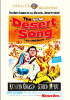 The Desert Song [New DVD] Manufactured On Demand, Mono Sound
