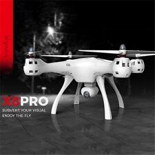 Drone RC Quadcopter SYMA X8 PRO GPS With Wifi 720P Camera FPV Auto Return White