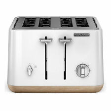Morphy Richards 4 Toasters with Variable Browning Control