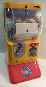 Vintage Tomy Gacha Capsule Machine