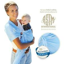 Lucky Baby Ring Sling with Breathable, Quick-Dry Mesh Fabric - Fashionable & A.