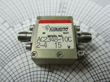 Cougar 10 Mhz To 26 Ghz Amplifier Tested Good
