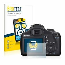 Canon EOS 1100D, 2 x BROTECT® HD-Clear Screen Protector, hard-coated