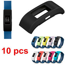 Silicone Case Holder Replacement Part Protector For Fitbit Charge 2 Tracker Band