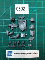 Space Marines Pack Bolter Shoulder Pads Head Arms Bits Warhammer - R0302