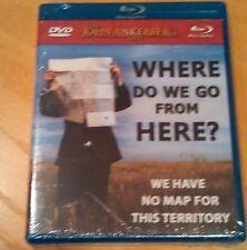 Where Do We Go From Here? John Ankerberg DVD Blu-Ray NEW