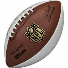 2019 Wilson Nfl Mini Autograph Football with White Panel