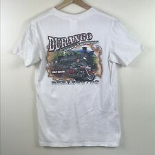 Harley Davidson Durango Colorado Mens Graphic Shirt Small