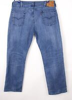 Levi's Strauss & Co Hommes 514 Extensible Jambe Droite Jean Taille W38 L30