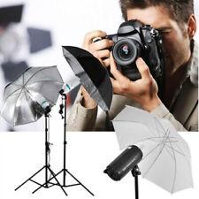 "33"" Studio Video Umbrella Translucent Photography Soft Light Photo Wedding rty"