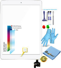 Touch Screen Glass Digitizer For Apple IPAD Mini With Lva Ic-Chip - White