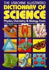 Usborne Illustrated Dictionary of Science (Science dictionaries)-ExLibrary