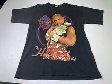 Vintage WWF 1996 Shawn Michaels Heartbreak Kid T Shirt WrestleMania Size XL