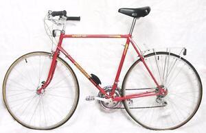 Vtg 80s PANASONIC SPORT LX 12 Speed BICYCLE TANGE 900 CR-MO SHIMANO DIA-COMPE