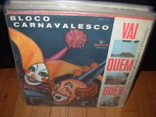VARIOUS bloco carnavalesco vai quem quer ( world music ) brazil