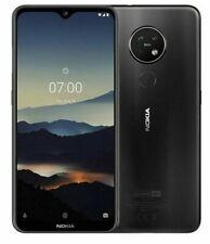 "Nokia 7.2 Charcoal 64GB 6.3"" Dual Sim Android 9 Sim Free Unlocked Smartphone"
