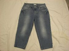 Women's Cato Stretch Denim Capri Jeans - Size 8