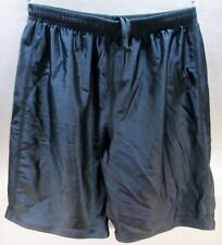Vintage Men'S Running Exercise Spandex Compression Shorts By In Sport