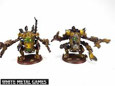 Warhammer 40k Ork Deff Dread Mob Orks Painted Commission Service