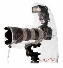 Optech Rainsleeve Flash - 2 Pack Weather seal your SLR with Flash (UK Stock) NEW