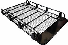 LARGE Steel Roof Rack Basket Tray fits Freelander Landrover Shogun Discovery Van