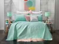 Bianca Janaya Bedspread Set Mint
