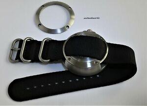 CLEARANCE!! Silver Ring adapter Citizen Ecozilla Autozilla Eco Zilla Fits BJ8050