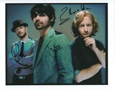 Biffy Clyro band REAL hand SIGNED Photo #2 COA Autographed by all 3 members