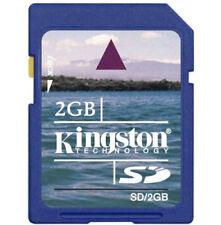 Kingston 2GB SD Secure Digital Flash Memory Card for Ettus USRP2
