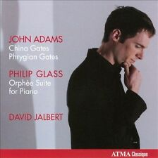 David Jalbert Plays John Adams Philip Glass, New Music