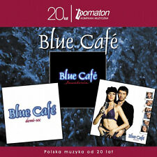 Blue Cafe - Demi-sec, Fanaberia, Ovosho (CD 3 disc) Kolekcja 20 lat Pomatonu NEW