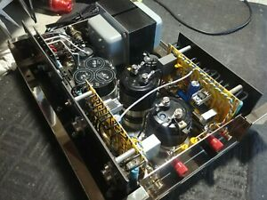 Dynaco Stereo 120 Power Amplifier - Enhanced Solid State, Non Tube