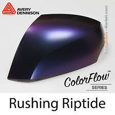 20x30cm FILM Satin ColorFlow Rushing Riptide Avery Dennison Verpackung