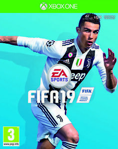 FIFA 19 Xbox One New Sealed