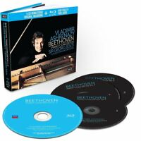 BEETHOVEN: THE PIANO,, (LIMITED EDITION)-ASHKENAZY/CSO/SOLTI  3 CD+BLU-RAY NEU