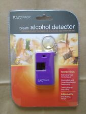 Bactrack Keychain Ultra-Portable alcohol detector Breathalyzer New