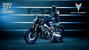 Yamaha MT-09 SP ABS 2021 *Pre Order Now For The First Week Of October*