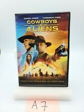 New ListingCowboys and Aliens (Dvd, 2011) A7