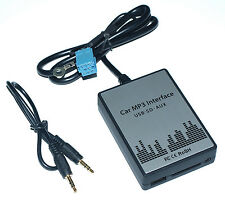 USB MP3 AUX Adapter AUDI Chorus Concert Symphony 1 2 CD-Wechsler SD Interface
