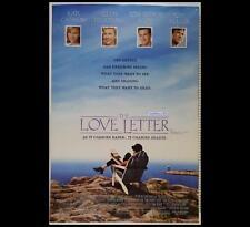 Love Letter 1999 Ellen DeGeneres Original Australian One-Sheet Movie Poster 231
