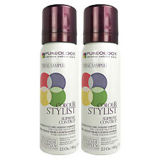 Pureology Colour Stylist Supreme Control Hairspray 2.1oz (Pack of 2)