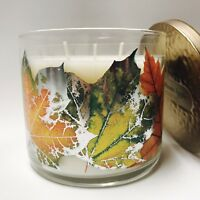 1 Bath & Body Works Heirloom Apple Large 3 Wick Scented Candle 14.5 oz