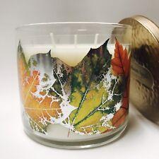 1 Baño & Uniad FUNCIONA Reliquia manzana grande 3 mecha vela perfumada 429ml